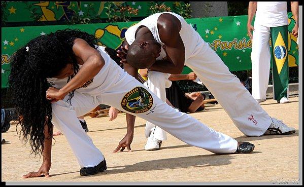 Capoeira-et-entrainement